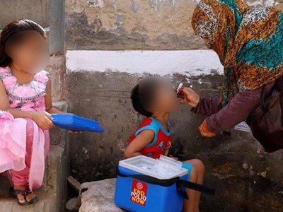 Filipinas confirma el tercer caso de polio en nuevo brote tras 19 años
