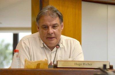 Hugo Richer: Denuncias del gobierno en contra del Frente Guasu no son serias