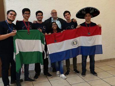 PARAGUAY GANA MEDALLAS DE PLATA Y BRONCE EN OLIMPIADA LATINOAMERICANA DE ASTRONOMÍA 2019