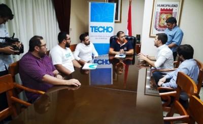 Realizarán Relevamiento de Asentamientos Precarios en Alto Paraná