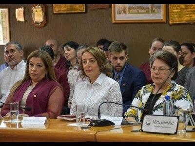 ENTREGAN RECONOCIMIENTO A DESTACADAS EDUCADORAS DE ITAPÚA