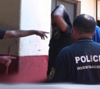 Capturan a motochorros que habrían matado a joven en Luque