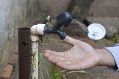 Acuciante falta de agua en Ypacaraí