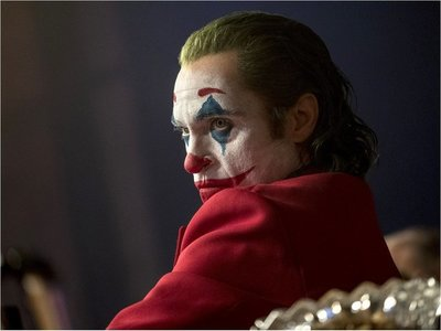Joker vuelve a liderar en EEUU superando a Maléfica