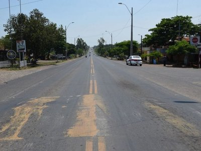 Mal señalizada, Transchaco expone a miles de peatones