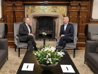 Macri y Fernández inician el proceso de transición de mando en Argentina