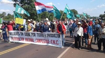 Movilización campesina: en asamblea analizarán propuesta del gobierno