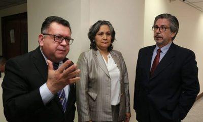 Magistrados presentan acción de inconstitucionalidad ante suspensión