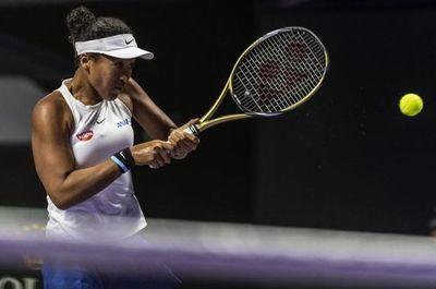Osaka abandonó el Masters por lesión