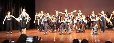 HOY / Festival de Danza inclusivo en el Teatro del Centro Paraguayo Japonés