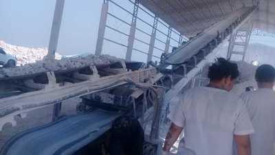 San Lázaro: Hombre muere en accidente laboral