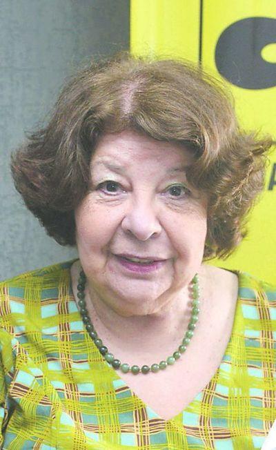 Maribel Barreto ganó el premio Nacional de Literatura 2019