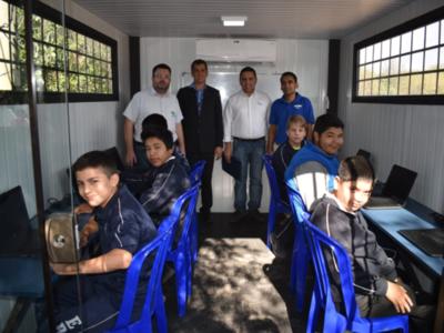 Conatel y Tigo ampliarán conectividad en Filadelfia, Chaco Paraguayo