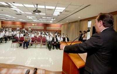 Continúan las actividades formativas a funcionarios sobre el buen trato