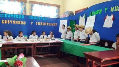 Cierre pedagógico enfocado en la identidad, costumbres y tradiciones •
