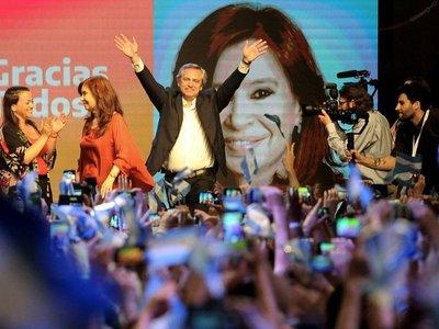 """Fernández pide unidad """"para que en Argentina nadie más pase hambre"""""""