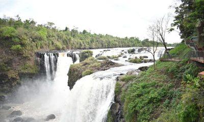 Saltos del Monday, un paraíso en Alto Paraná