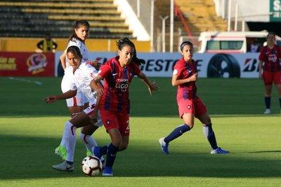 Así se despidió Cerro de la Libertadores Femenina
