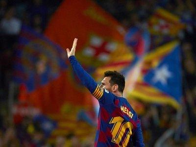 Messi devuelve al Barça el liderato