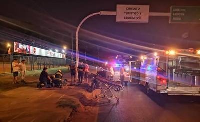 HOY / Hijo de Romerito muere en accidente de tránsito