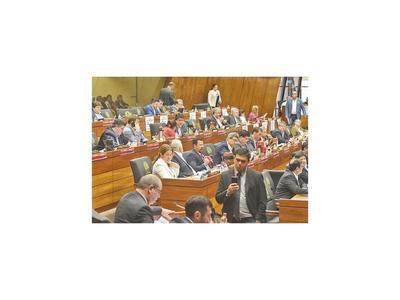 En el Congreso, en siete meses aprueban once expropiaciones