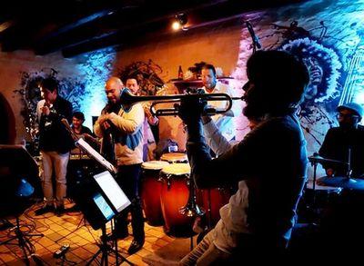 Los Panas Jazz Group actuará hoy en Drácena