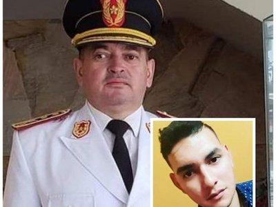 Comisario se enojó porque detuvieron a su hijo en barrera policial