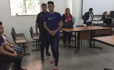 Siete años de cárcel por intentar robar celular y un automóvil