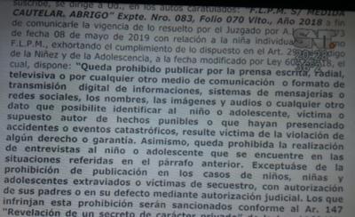 HOY / Censuran investigación periodística que desnuda inoperancia judicial