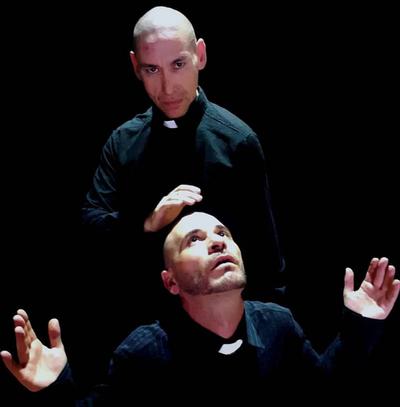 """Última función de la obra teatral """"El corazón del Vaticano"""" este miércoles"""