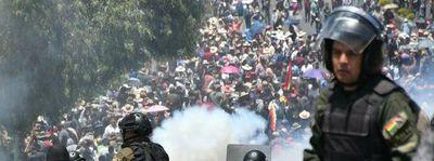 """La ONU hace un """"llamado clamoroso"""" a rechazar la violencia en Bolivia"""