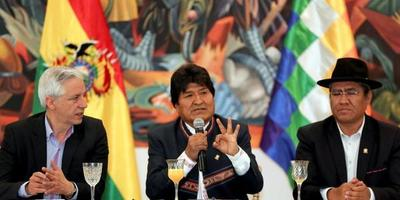 Bolivia y OEA acuerdan auditoría 'vinculante' a polémicas elecciones