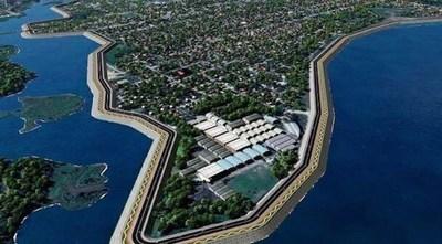 Sancionan ley para construcción de defensa costera de Pilar y hospital de Encarnación