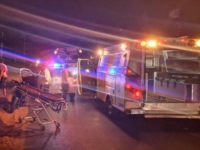 Fallece el hijo de Romerito en accidente de tránsito