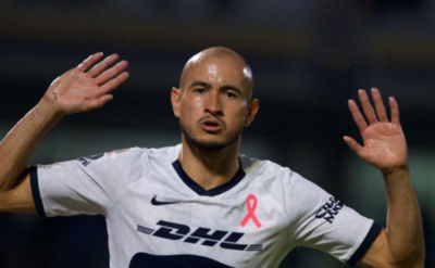 HOY / Pumas golea en México con un gol de Carlos González