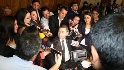 Alliana ratifica que no hay elementos nuevos para impulsar Juicio Político.