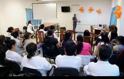 Realizan taller internacional sobre cuidado crítico pediátrico