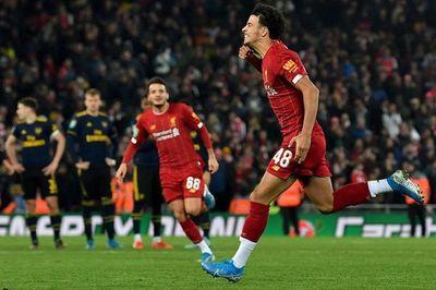 En un partidazo, Liverpool avanza