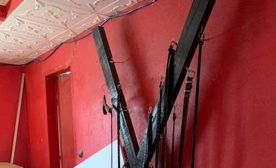 HOY / Hallan casa destinada a sadomasoquistas en el Chaco: sospechan presencia de menores