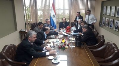 Comisión noguahê peteî ñe'ême upe acta ombyai térã nombyaíri Paraguáipe
