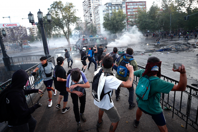 Fiscalía chilena investiga 840 denuncias por presuntas violaciones de DD.HH. » Ñanduti