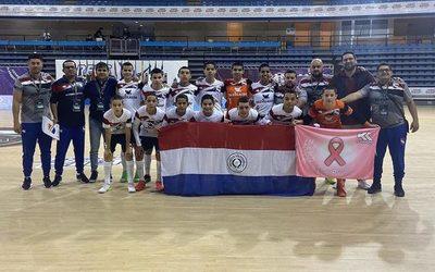 Indomable: Paraguay medirá a Australia en cuartos de final
