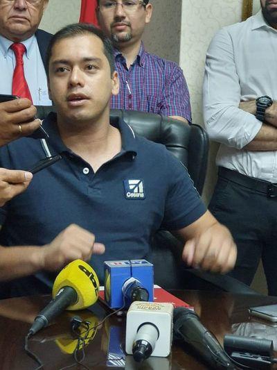 Prieto entregará predio a empresa y anuncia que habilitarán nueva terminal