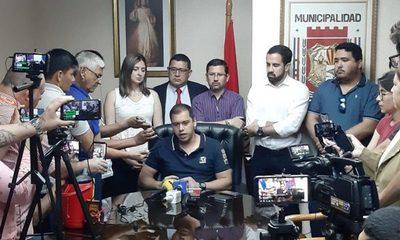 La Municipalidad está en plena posesión de la Terminal, y no la mafia de Itá Paraná