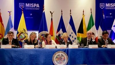 Paraguay propone base de datos sobre procesados por el crimen organizado a nivel regional