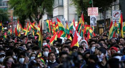 Dos muertos y varios heridos aumentan la tensión de conflicto postelectoral en Bolivia