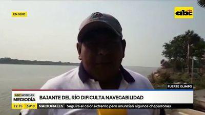 Veda pesquera afecta a pobladores