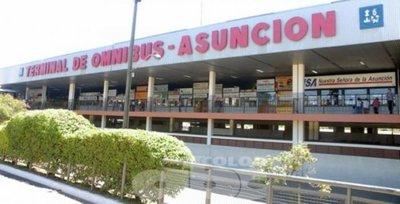 Obras de reconstrucción de la terminal de Asunción solo aguardan la firma