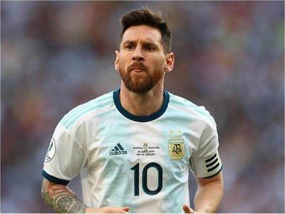 Vuelve Messi: Los convocados de Argentina para amistosos