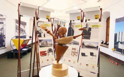 CCR Cabildo albergará muestra en homenaje a impulsores de la Bauhaus